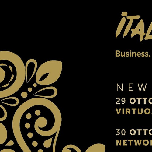 "La Rete Sviluppo Turistico Costa d'Amalfi al workshop ""Italian Luxury 2019"" di New York"